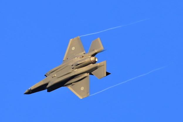 F35-19 3rd着陸アプローチ