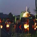 堀川まつり 2014 No - 165:提灯行列と「まきわら船」