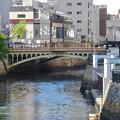 写真: 堀川:天王崎橋から見た昼の納屋橋 - 1