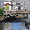 写真: 堀川:天王崎橋から見た昼の納屋橋 - 2