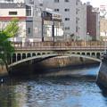 写真: 堀川:天王崎橋から見た昼の納屋橋 - 3
