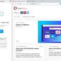 写真: Opera 45 Reborn No - 31:サイドバーのFB Messengerを固定