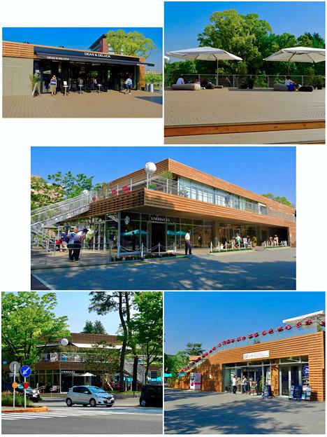 名城公園に4月にオープンした複合商業施設「tonarino(トナリノ)」 - 23