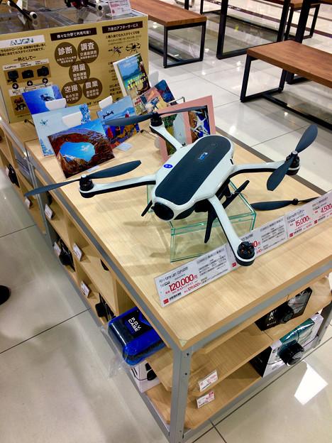 ビックカメラ名古屋JRゲートタワー店:GoPro「Karma」のモック - 1