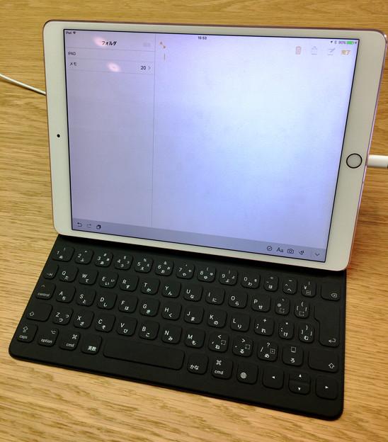 iPad Pro 10.5と日本語Smart Keyboard - 4