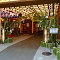 大須商店街 万松寺(2017年7月1日) - 6:七夕飾り