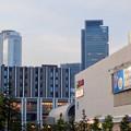 大和ハウス名古屋ビル前から見上げた名駅ビル群 - 2