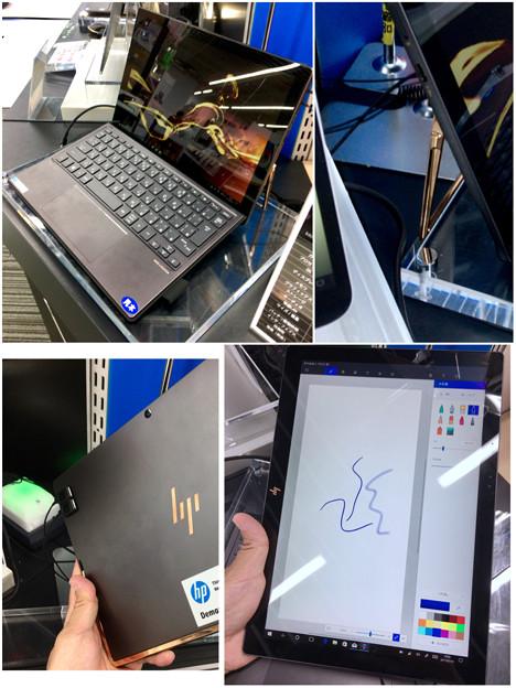HPの高スペック2in1 PC「Spectre x2」 - 11