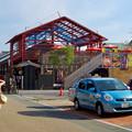 犬山城下町:火事があった場所に新たに建てられてる建物 - 3