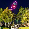 名古屋みなと祭 2017 No - 33:スマイルマークの花火