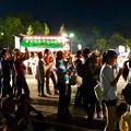 名古屋みなと祭 2017 No - 38:花火を見てる沢山の人たち