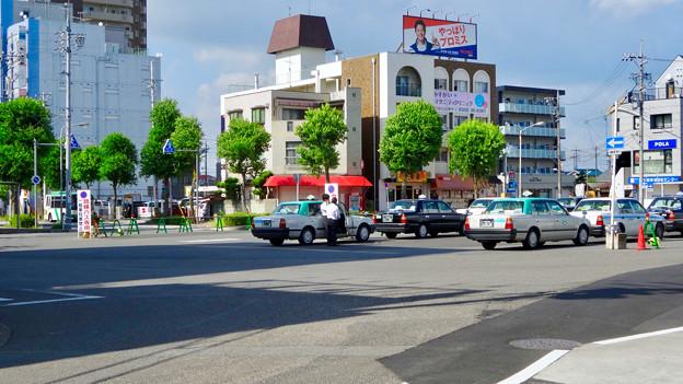 整備が進んでいたJR春日井駅北口前 - 1