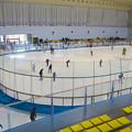 結構賑わってたモリコロパークのアイススケート場 - 6