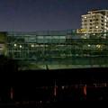 写真: 桃花台線の桃花台中央公園南側高架撤去工事(2018年2月7日):割りと早く進む撤去 - 4