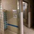 修繕が終わっていた桃花台中央公園のトイレ - 1