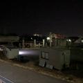 桃花台線の桃花台中央公園南側高架撤去工事(2018年2月23日) - 1