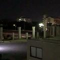 桃花台線の桃花台中央公園南側高架撤去工事(2018年2月23日) - 2