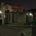 桃花台線の桃花台中央公園南側高架撤去工事(2018年2月23日) - 4:今度はトンネル部分が撤去?