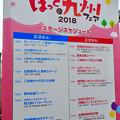 写真: 久屋大通公園:ほっと九州フェア 2018 No - 7(ステージプログラム)