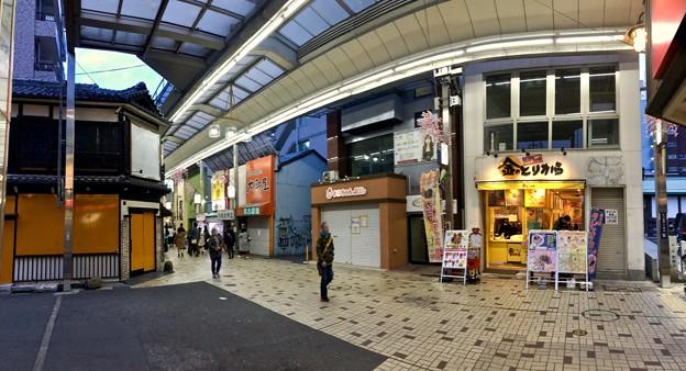大須観音横のお店が複数閉店!? (パノラマ)