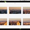 写真: macOS High SierraのQuickLook:複数枚の画像選択時にCmdとEnterキー押すと複数枚同時表示 - 1