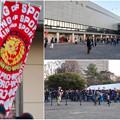 写真: プロレス興行で沢山の人がいた愛知県体育館 - 6