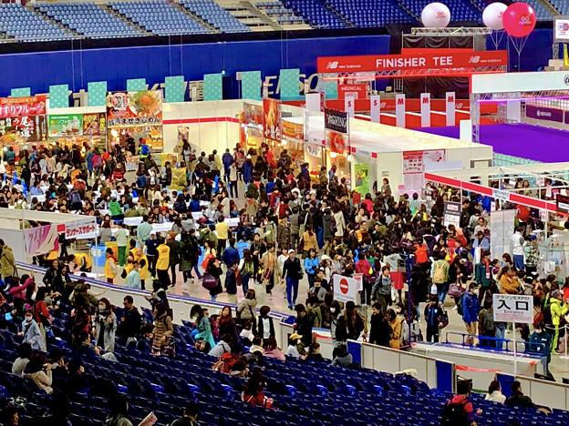 マラソン EXPO 2018 No - 10:大勢の人で賑わう会場