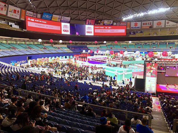 マラソン EXPO 2018 No - 11:大勢の人で賑わう会場