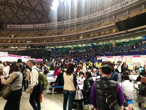 マラソン EXPO 2018 No - 16:大勢の人で賑わう会場