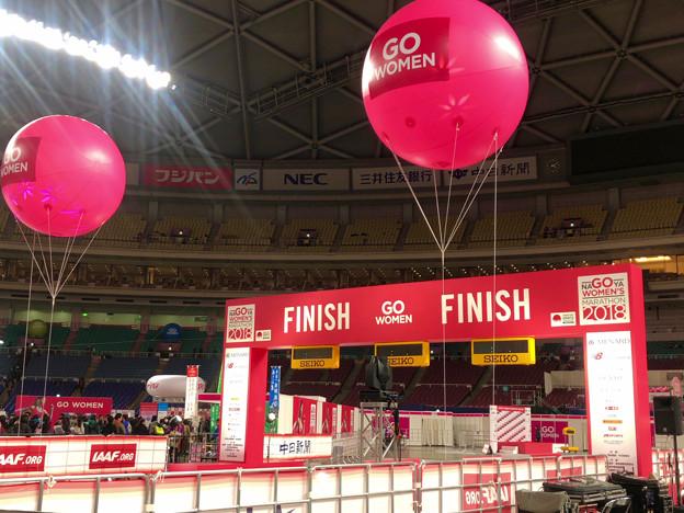 マラソン EXPO 2018 No - 18:マラソンゴール