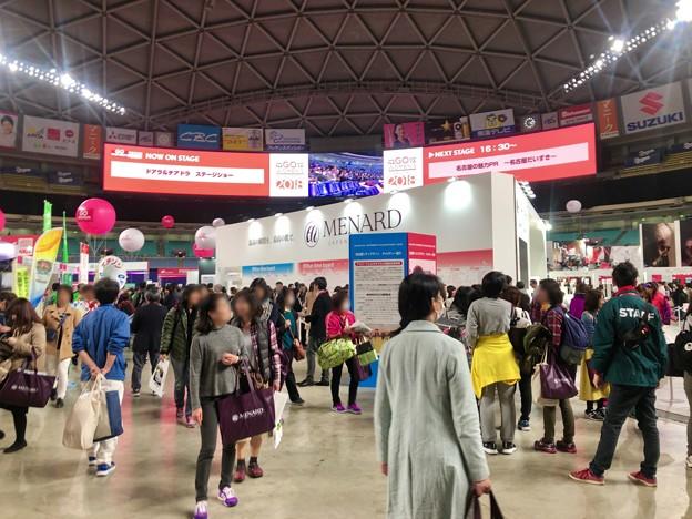 マラソン EXPO 2018 No - 20:大勢の人で賑わう会場