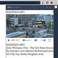 Vivaldi WEBパネル:HTML5のメディアプレヤーを表示! - 6(動画ファイルを再生)