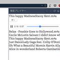 写真: Vivaldi WEBパネル:HTML5のメディアプレヤーを表示! - 11(スキップボタンがファイル名の下に!)