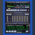 写真: Vivaldi WEBパネルに「Winamp2-js」- 7