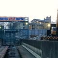 写真: 桃花台線の桃花台中央公園南側撤去工事(2018年3月27日):解体進むトンネル部分 - 21
