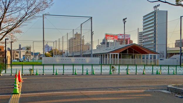 4月にオープン予定の「テラスポ鶴舞(鶴舞公園スポーツコミュニティセンター)」 - 1