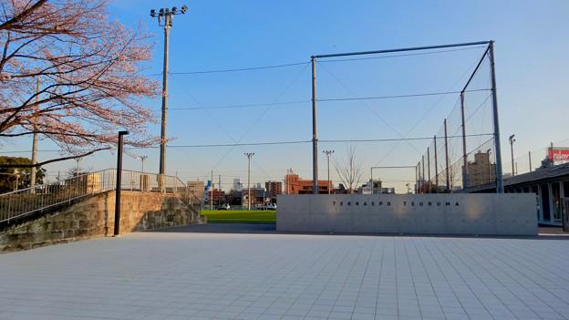 4月にオープン予定の「テラスポ鶴舞(鶴舞公園スポーツコミュニティセンター)」 - 4