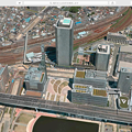 macOS High Sierraのマップアプリ:地図更新でささしまライブも実際と同じに!