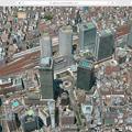 macOS High Sierraのマップアプリ:地図更新で名駅ビル群が実際と同じ数に! - 2