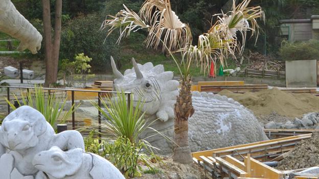 改装工事中の古代池 - 6