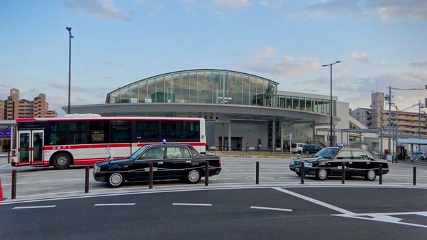 整備工事が終わったJR春日井駅(2018年4月8日) - 8