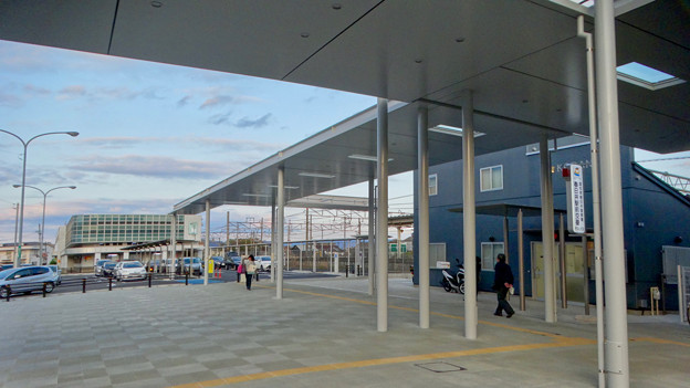 整備工事が終わったJR春日井駅(2018年4月8日) - 18