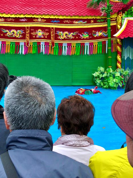 ベトナムフェスティバル ホーチミン in 愛知名古屋 2018 No - 46:水上人形劇