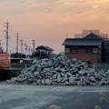 落合公園近くの中華料理屋の建物が解体 - 2