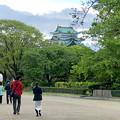 写真: 名古屋城東門から見た天守閣 - 3(iPhone 8でデジタルズーム最大で撮影)
