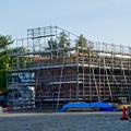 新築工事中の名古屋城の収蔵展示施設 - 4