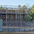 新築工事中の名古屋城の収蔵展示施設 - 6