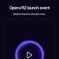 Operaのオンラインイベント「R2」(2018年4月) - 2:公式HPでライブストリーミング