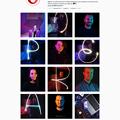 写真: Opera公式Instagarmのイベント告知投稿の意味ありげな文字は結局「Opera」w
