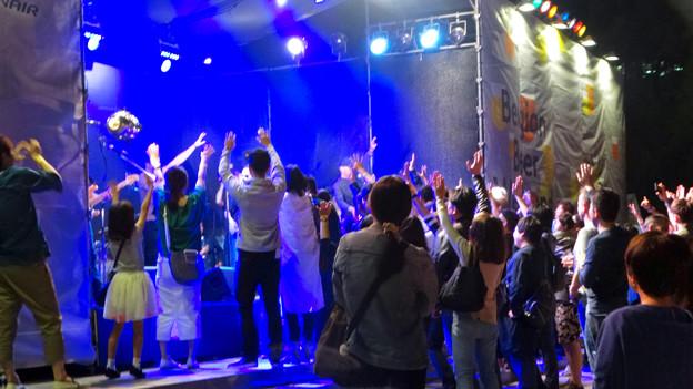 ベルギービールウィークエンド 2018 No - 40:夜のライブステージ